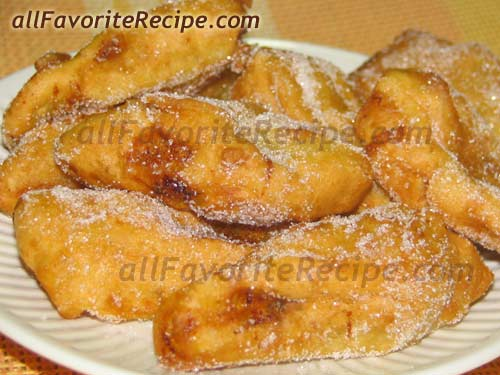 Maruya I Banana Fritters Filipino Recipe