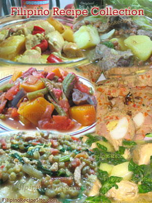 Filipino recipe a collection of free filipino recipes filipino recipe collections forumfinder Images